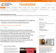 Handelsblatt MBA International Taxation