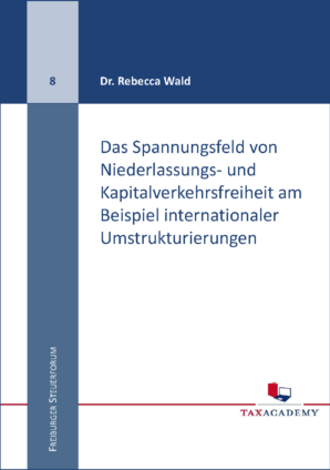 Dissertation Dr. Rebecca Wald, StB