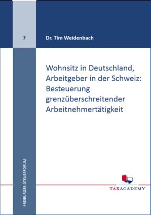 Dr. Tim Weidenbach