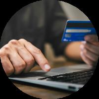 Buchungen und Zahlung